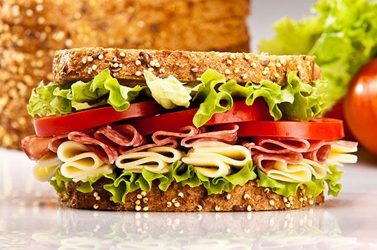 2ndThe History of the Sandwich 1