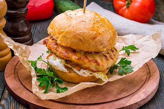 7thChicken Sanwich