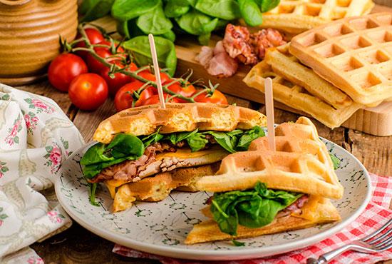 8thWaffle Sandwich