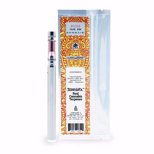 5 Canna Hemp Disposable Vape Pen