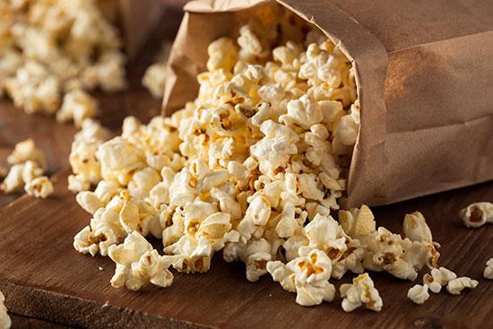 Stay in tonight movie mood movie pop corn