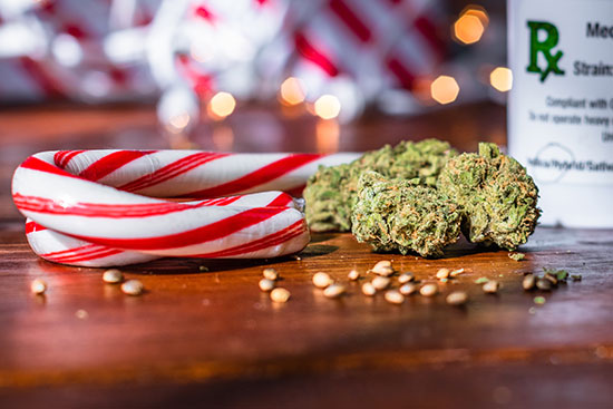 Top Cannabis Strains and Edibles To Help You Sail Through Winter 1