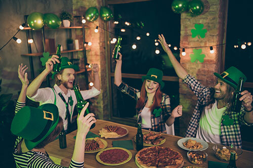 Enjoy St. Patricks Day Food and Drink Across Las Vegas