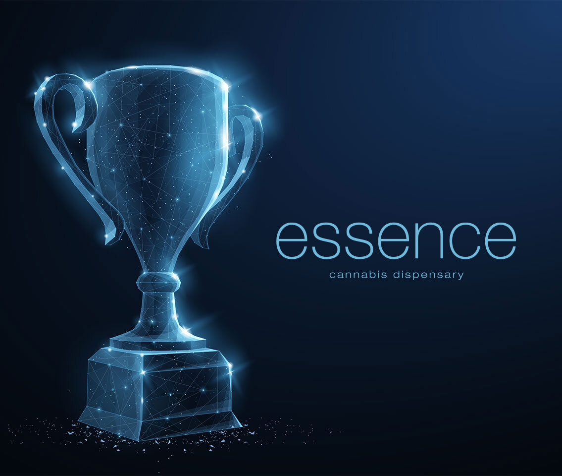 Essence Vegas Awards Trophy