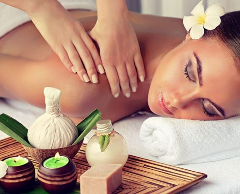 CBD Infused Massage Header