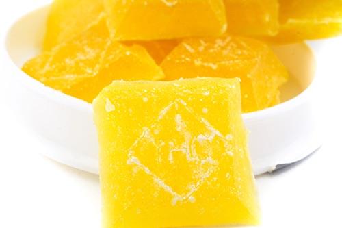 How does the mango marijuana combination work