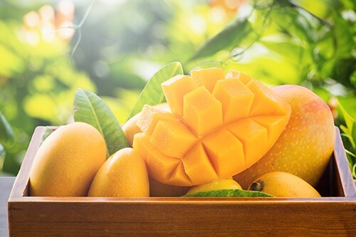 How to use mango to boost your high