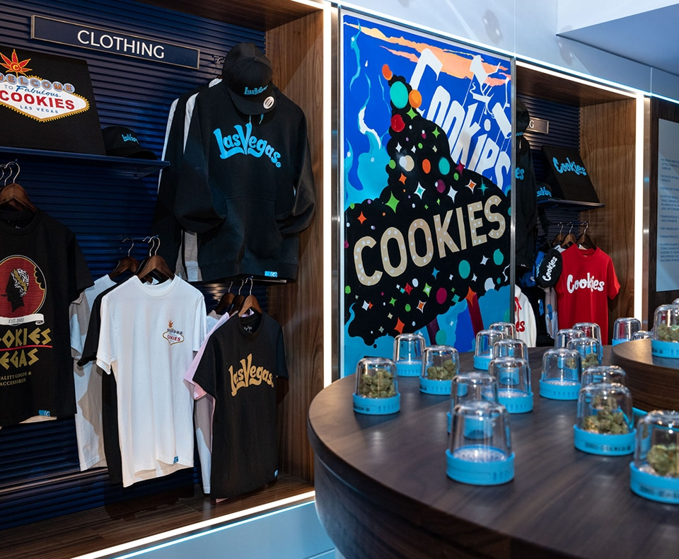 Cookies Vegas Strip 6
